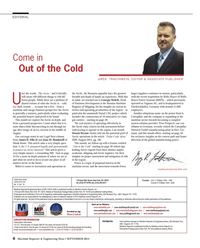 Maritime Reporter Magazine, page 6,  Sep 2014