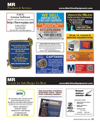 Maritime Reporter Magazine, page 79,  Sep 2014
