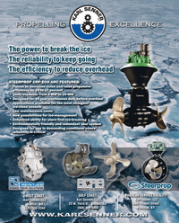 Maritime Reporter Magazine, page 4th Cover,  Sep 2014