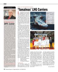 Maritime Reporter Magazine, page 10,  Oct 2014
