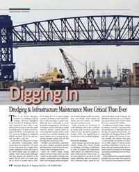Maritime Reporter Magazine, page 14,  Oct 2014