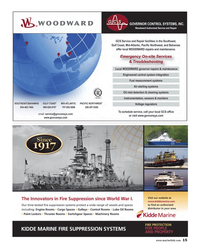 Maritime Reporter Magazine, page 15,  Oct 2014