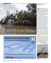 Maritime Reporter Magazine, page 18,  Oct 2014