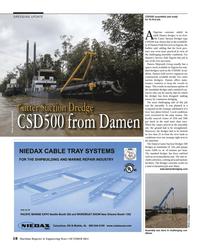 Maritime Reporter Magazine, page 18,  Oct 2014
