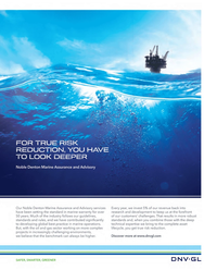 Maritime Reporter Magazine, page 19,  Oct 2014
