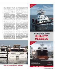 Maritime Reporter Magazine, page 27,  Oct 2014