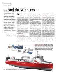 Maritime Reporter Magazine, page 30,  Oct 2014