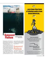 Maritime Reporter Magazine, page 33,  Oct 2014
