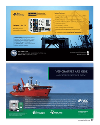 Maritime Reporter Magazine, page 37,  Oct 2014