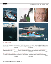 Maritime Reporter Magazine, page 2,  Oct 2014