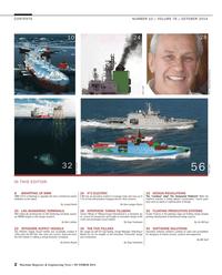 Maritime Reporter Magazine, page 2,  Oct 2014