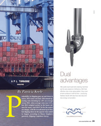 Maritime Reporter Magazine, page 39,  Oct 2014