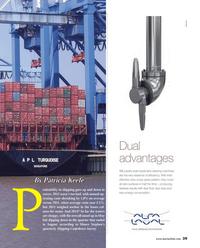 Maritime Reporter Magazine, page 39,  Oct 2014