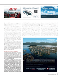 Maritime Reporter Magazine, page 4th Cover,  Oct 2014