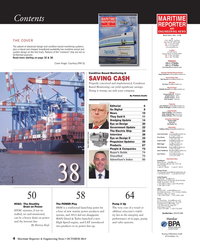 Maritime Reporter Magazine, page 4,  Oct 2014