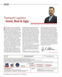 Maritime Reporter Magazine, page 6,  Oct 2014