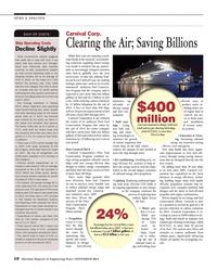 Maritime Reporter Magazine, page 10,  Nov 2014