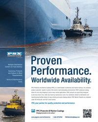 Maritime Reporter Magazine, page 11,  Nov 2014