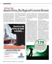 Maritime Reporter Magazine, page 12,  Nov 2014