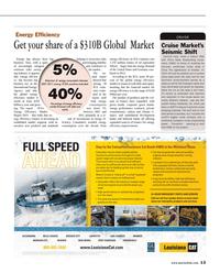 Maritime Reporter Magazine, page 13,  Nov 2014