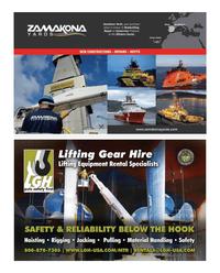 Maritime Reporter Magazine, page 23,  Nov 2014