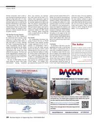 Maritime Reporter Magazine, page 28,  Nov 2014