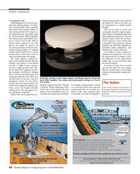 Maritime Reporter Magazine, page 42,  Nov 2014