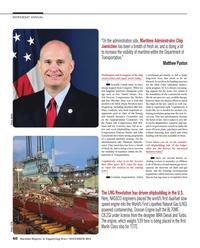 Maritime Reporter Magazine, page 60,  Nov 2014