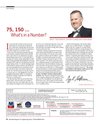 Maritime Reporter Magazine, page 6,  Nov 2014