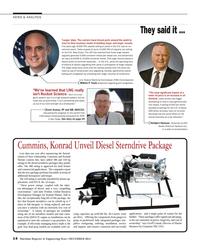 Maritime Reporter Magazine, page 14,  Dec 2014