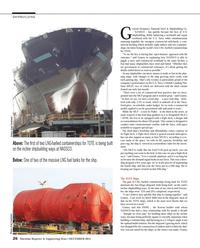 Maritime Reporter Magazine, page 26,  Dec 2014