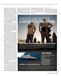 Maritime Reporter Magazine, page 27,  Dec 2014