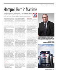 Maritime Reporter Magazine, page 29,  Dec 2014