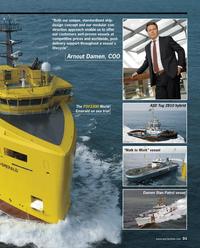Maritime Reporter Magazine, page 31,  Dec 2014