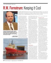 Maritime Reporter Magazine, page 34,  Dec 2014