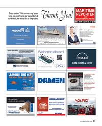Maritime Reporter Magazine, page 37,  Dec 2014