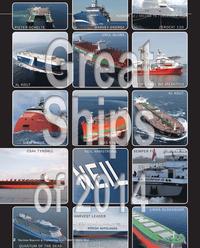 Maritime Reporter Magazine, page 2,  Dec 2014