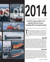 Maritime Reporter Magazine, page 39,  Dec 2014