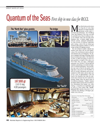 Maritime Reporter Magazine, page 46,  Dec 2014
