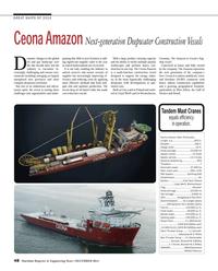 Maritime Reporter Magazine, page 48,  Dec 2014