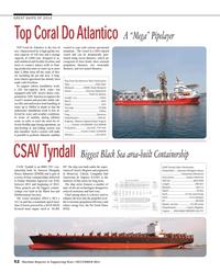 Maritime Reporter Magazine, page 52,  Dec 2014