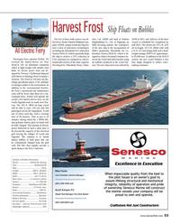 Maritime Reporter Magazine, page 53,  Dec 2014