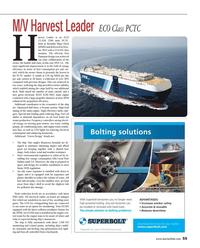 Maritime Reporter Magazine, page 55,  Dec 2014