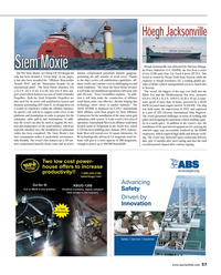 Maritime Reporter Magazine, page 57,  Dec 2014