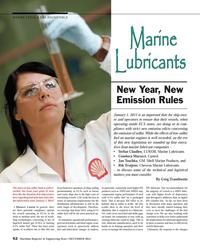 Maritime Reporter Magazine, page 62,  Dec 2014