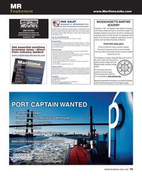 Maritime Reporter Magazine, page 75,  Dec 2014