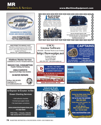 Maritime Reporter Magazine, page 78,  Dec 2014