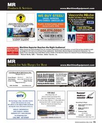 Maritime Reporter Magazine, page 79,  Dec 2014