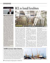 Maritime Reporter Magazine, page 10,  Jan 2015