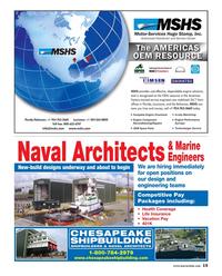 Maritime Reporter Magazine, page 15,  Jan 2015